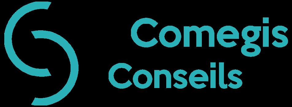 Création dde logo et site web pour notre client Comegis Conseils