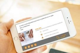 Conception et création de signatures de mail pour Comegis Digital Brest