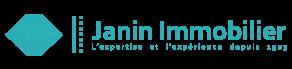 Création de logo pour notre client Janin Immobilier