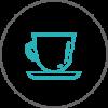 Dans notre agence de communication à brest, on boit beaucoup de cafés pour être créatifs