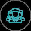 Notre équipe se met en quatre pour concevoir vos supports de communication web et print